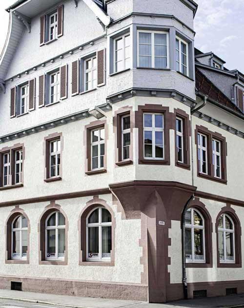 KSW Gebäude in der Poststraße 11, 88239 Wangen im Allgäu